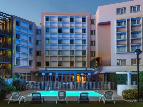 ibis Marseille Bonneveine Calanques Plages : Hotel near Marseille 9e Arrondissement