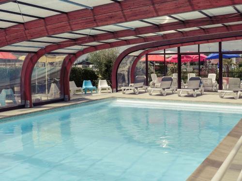 Mercure Cabourg Hippodrome : Hotel near Cléville