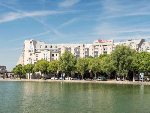 ibis Paris La Villette Cité des Sciences : Hotel near Paris 19e Arrondissement