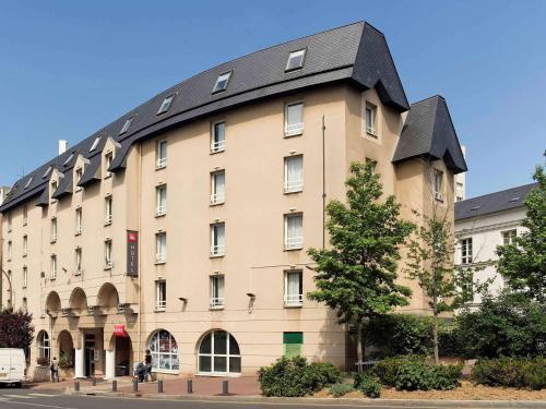 ibis Paris Porte de Versailles Mairie d'Issy : Hotel near Châtillon