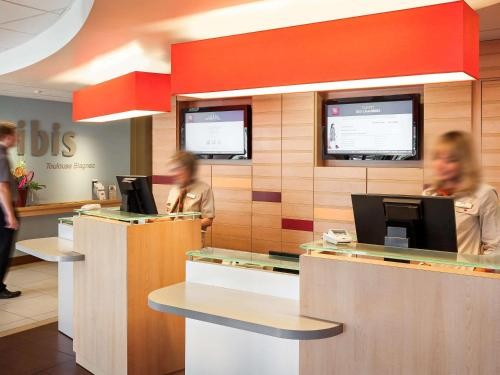 ibis Toulouse Blagnac Aeroport : Hotel near Lespinasse