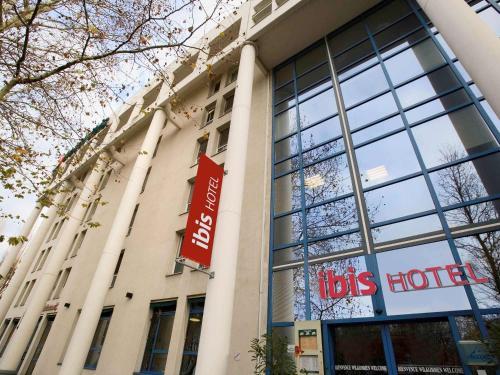 ibis Mulhouse Centre Filature : Hotel near Mulhouse