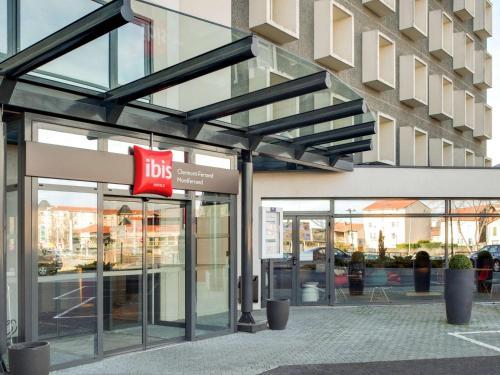 ibis Clermont Ferrand Montferrand : Hotel near Mozac