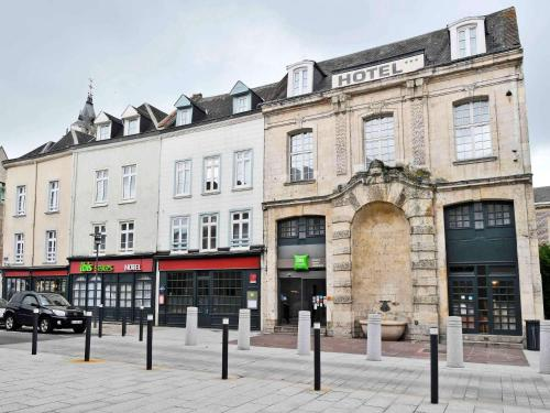 ibis Styles Amiens Cathedrale : Hotel near Montonvillers