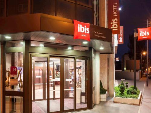 ibis Paris Alesia Montparnasse : Hotel near Montrouge