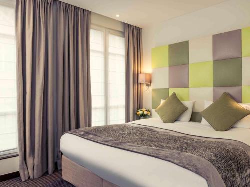 Hotel Mercure La Sorbonne Saint-Germain-des-Prés : Hotel near Paris 5e Arrondissement