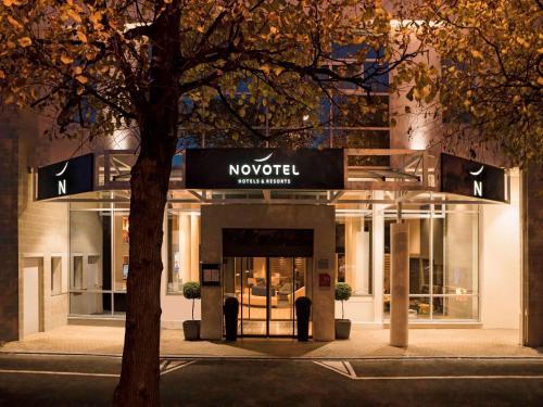 Novotel Château de Versailles : Hotel near Rocquencourt