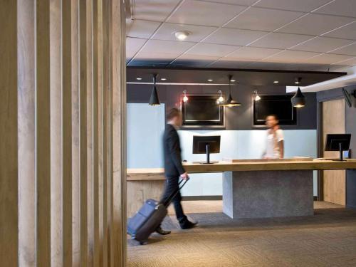 ibis Bordeaux Centre - Gare Saint-Jean : Hotel near Bouliac