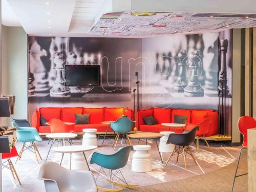 ibis Nantes Centre Tour Bretagne : Hotel near Nantes