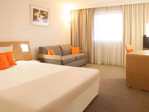 Novotel Paris 13 Porte d'Italie : Hotel near Vitry-sur-Seine