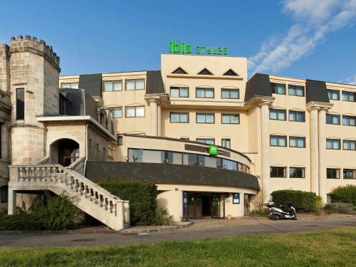 ibis Styles Bordeaux Sud : Hotel near Cambes