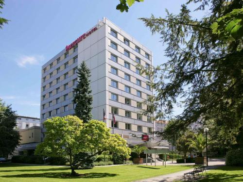 Mercure Besancon Parc Micaud : Hotel near Grandfontaine