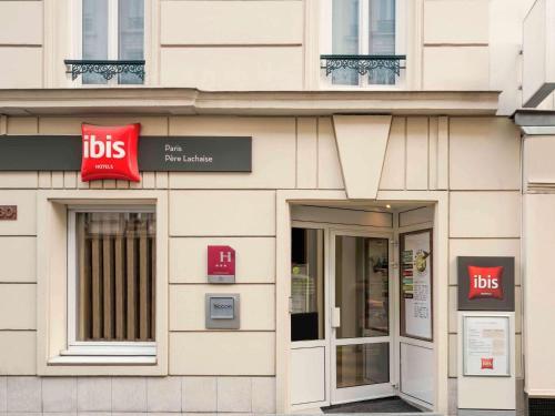 ibis Paris Père Lachaise : Hotel near Paris 11e Arrondissement