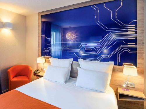 Mercure Poitiers Site du Futuroscope : Hotel near Vouneuil-sur-Vienne