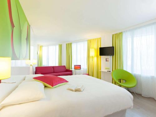 ibis Styles Bordeaux Saint Médard : Hotel near Eysines