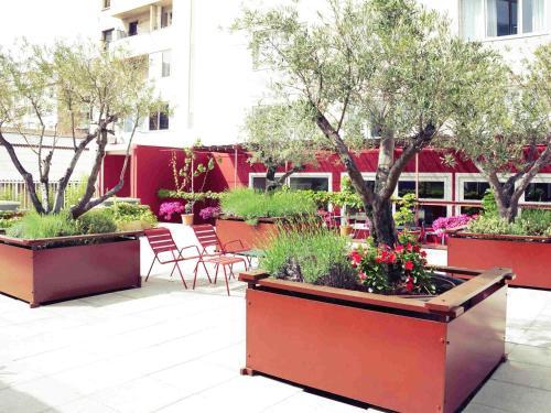 Mercure Marseille Centre Prado Vélodrome : Hotel near Marseille 10e Arrondissement
