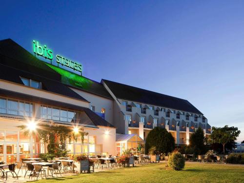 ibis Styles Chinon : Hotel near Thizay