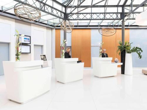 Novotel Toulouse Centre Wilson : Hotel near Toulouse