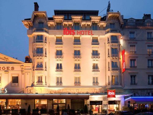 ibis Lyon Centre Perrache : Hotel near Sainte-Foy-lès-Lyon