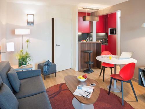 Aparthotel Adagio Toulouse Parthenon : Guest accommodation near Balma