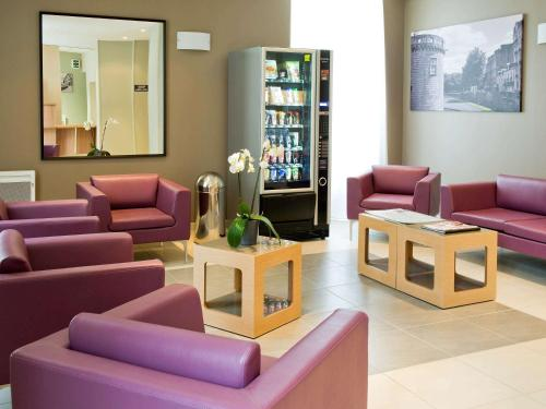Aparthotel Adagio Access Nantes Viarme : Guest accommodation near Orvault