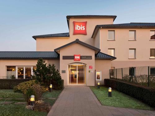 ibis Thionville Porte du Luxembourg : Hotel near Illange