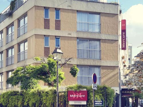 Mercure Paris Bastille Saint Antoine : Hotel near Paris 12e Arrondissement