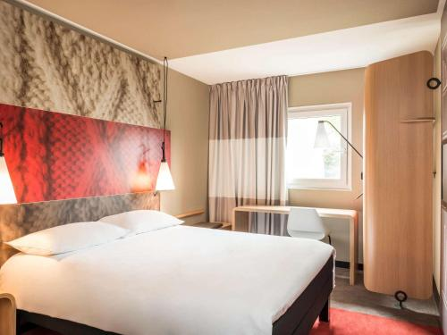 ibis Paris Le Bourget : Hotel near La Courneuve
