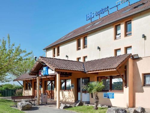 Hotel Ibis Budget Lyon Sud Saint-Fons A7 : Hotel near Corbas