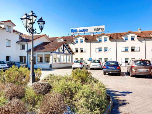 ibis budget Agen : Hotel near Bon-Encontre