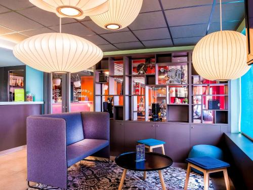 ibis Styles Lyon Centre Confluence : Hotel near Sainte-Foy-lès-Lyon