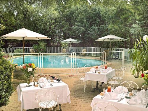 ibis Brignoles Provence Verte : Hotel near Le Val