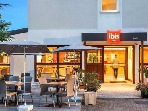 ibis Auch : Hotel near Montaut-les-Créneaux