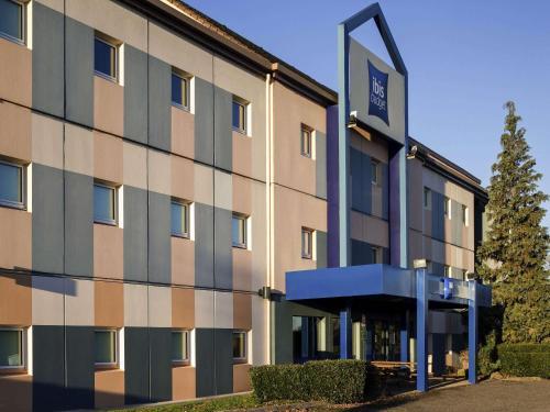 Hotel Ibis Budget Vichy : Hotel near Poëzat
