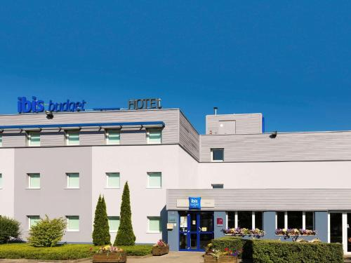 ibis budget Sélestat : Hotel near Hessenheim