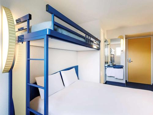 ibis budget Pouilly-en-Auxois : Hotel near Jailly-les-Moulins