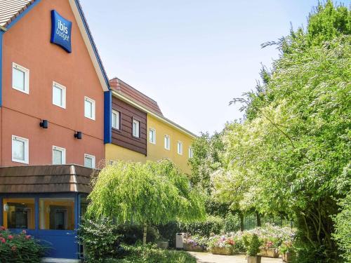 ibis Budget Beaune : Hotel near Corgengoux