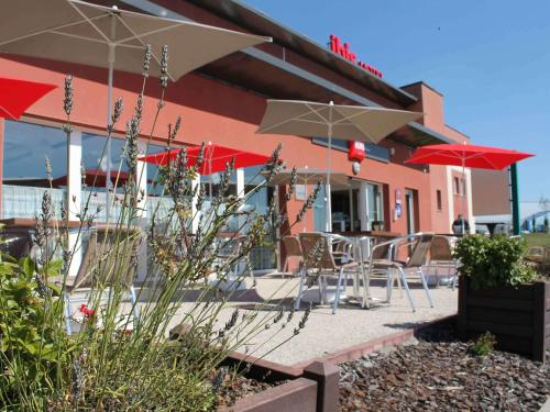 ibis Albert : Hotel near Bécordel-Bécourt