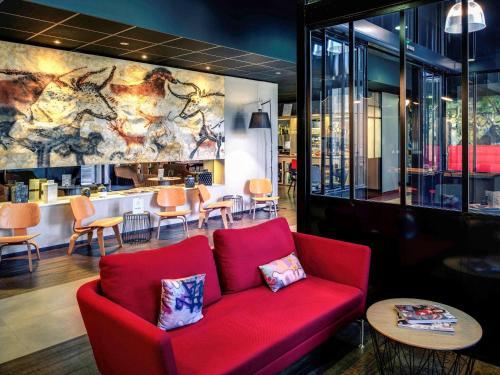 Mercure Périgueux Centre : Hotel near Antonne-et-Trigonant