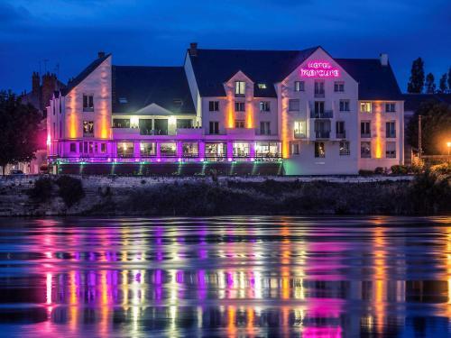Mercure Bords de Loire Saumur : Hotel near Les Ulmes