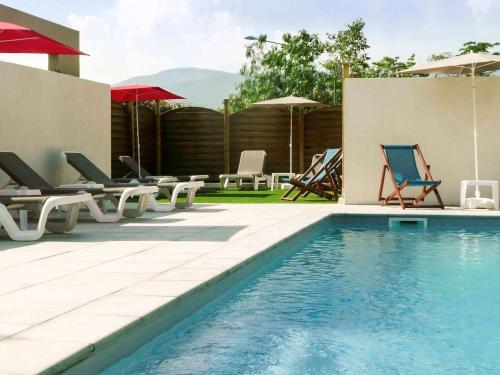 ibis Cannes Mouans Sartoux : Hotel near Valbonne