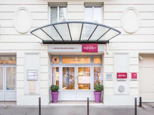 Mercure Paris Bastille Marais : Hotel near Paris 11e Arrondissement