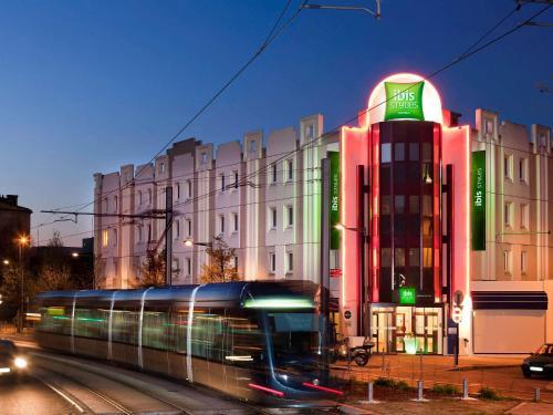ibis Styles Bordeaux Gare Saint-Jean : Hotel near Bègles