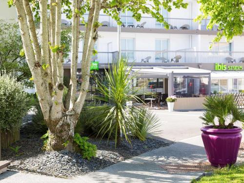 ibis Styles St Gilles Croix de Vie : Hotel near Saint-Gilles-Croix-de-Vie