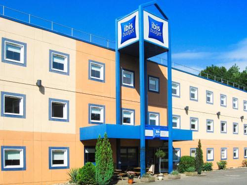 Hotel Ibis Budget Mulhouse Dornach : Hotel near Mulhouse