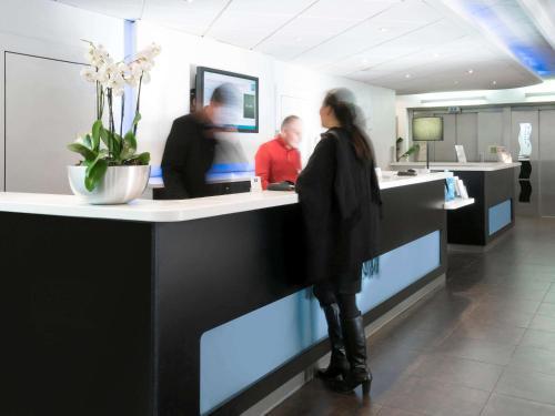 ibis budget Paris Porte De Montmartre : Hotel near Saint-Denis