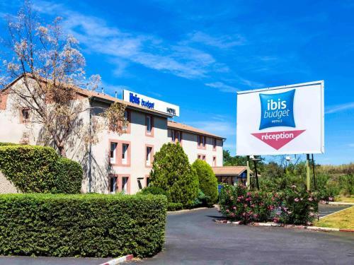 Ibis budget Béziers Est Mediterranée A9 / A75 : Hotel near Boujan-sur-Libron
