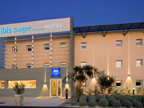 ibis budget Istres Trigance : Hotel near Istres
