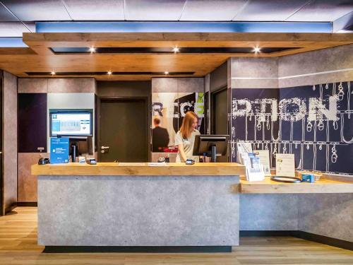 ibis budget Courbevoie Paris : Hotel near Asnières-sur-Seine