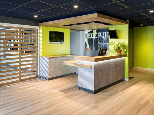 Hotel Ibis Budget Lyon Eurexpo - : Hotel near Jons